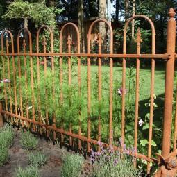Pfosten für Zaun h= 100 cm