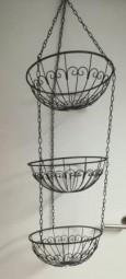 RP Hängekorb 3 Körbchen l= 115 cm