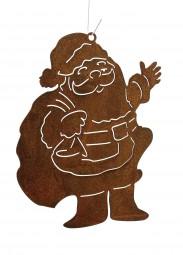 Weihnachtsmann gross z. Hängen