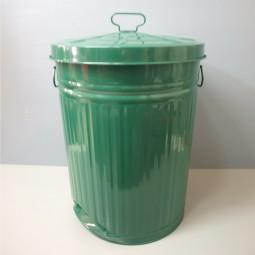 RP Mülleimer mit Deckel GRÜN 55 Liter