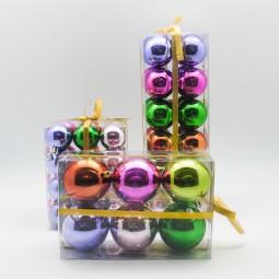 RP Kugelbox 24tlg. 6 Farben sortiert 6 cm
