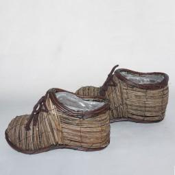 Schuh gross zum Bepflanzen