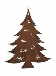 Baum gross z. Hängen rost