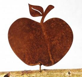 Apfel rost m. Dorn