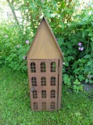 Haus klein z. Stellen rost
