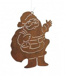 Weihnachtsmann klein z. Hängen