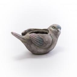 Pflanztopf Vogel 32,3x18, h= 17 cm