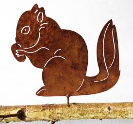 Eichhörnchen gross ROST