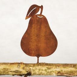 Birne mit Dorn 12x8,5 cm