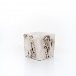 keramiktopf eckig gross supershop gerry intergeschenke gesmbh. Black Bedroom Furniture Sets. Home Design Ideas