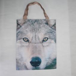 RP Tasche Wolf 35x45 cm